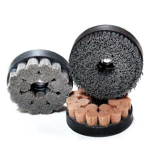 Disk Brush or Cup Brush