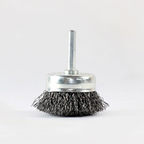 Cup Brush with Shank